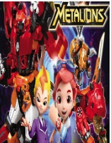 Metalions S2 – 武獸戰記2