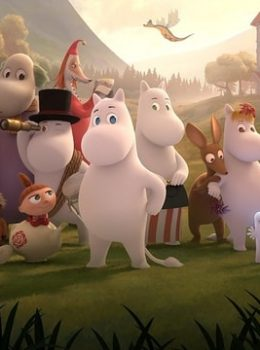 Moominvalley S1 – 姆明谷歷險記